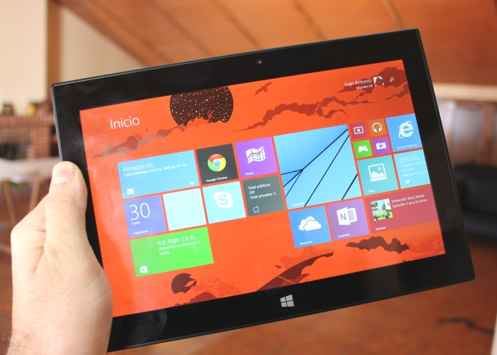 Energy tablet Pro 9 tableta