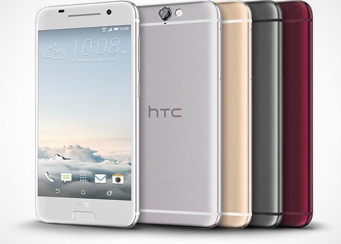 HTC One A9 cabecera