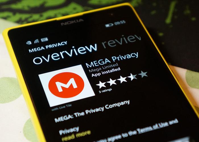 Mega Privacy app