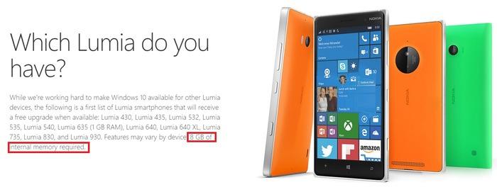 Primeros telefonos recibir windows 10 mobile