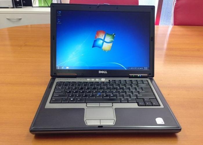 Windows 7 Dell portátil