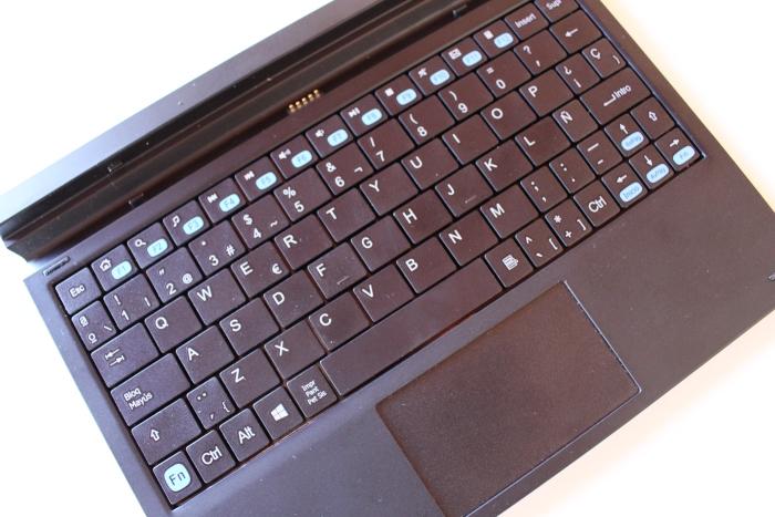 teclado energy tablet pro 9