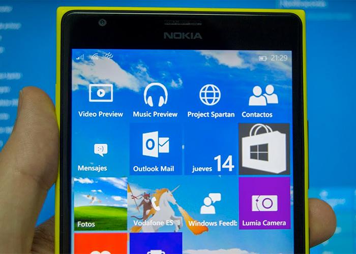 El Nokia C1 llegaría con Windows 10 Mobile
