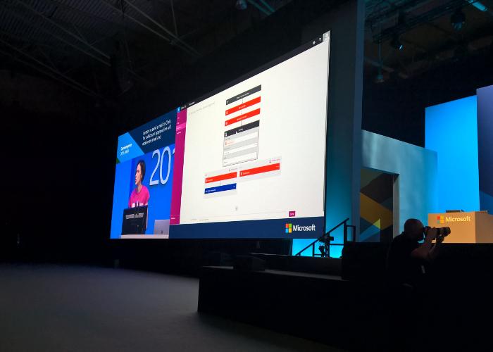 Evento de Microsoft PowerApps