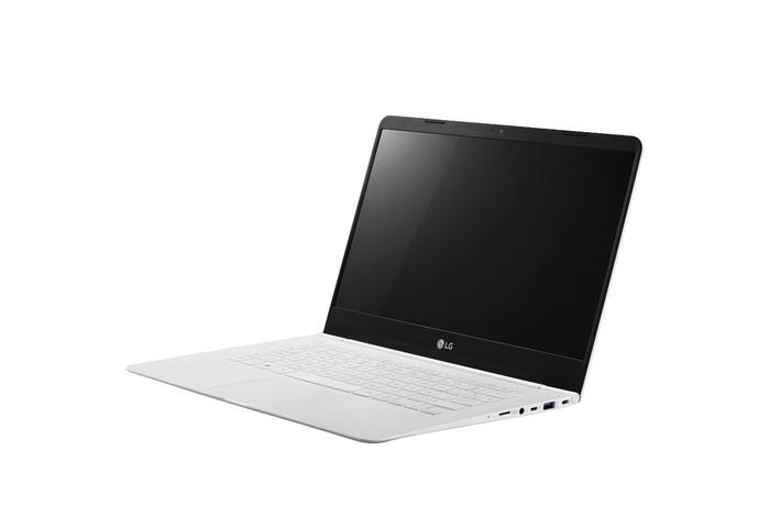 LG Slimbook 14Z950 lateral