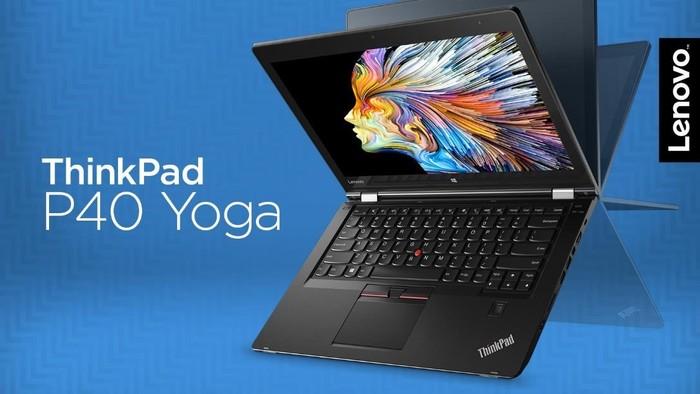 Lenovo TinkPad P40 Yoga 2