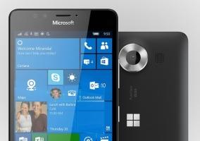 Lumia 950 cabecera