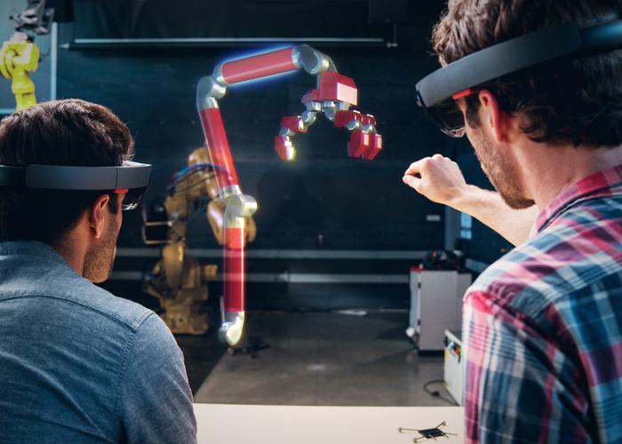 Microsoft y Autodesk colaboran para combinar la realidad virtual con el  diseño 3D