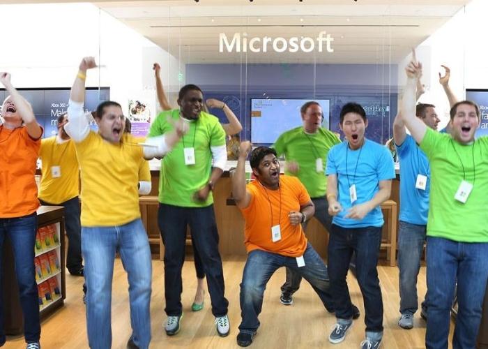 Experiencia con soporte técnico de Microsoft