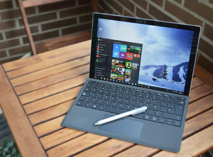 Surface Pro 4 valoracion