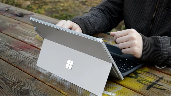 Surface pro 4 uso