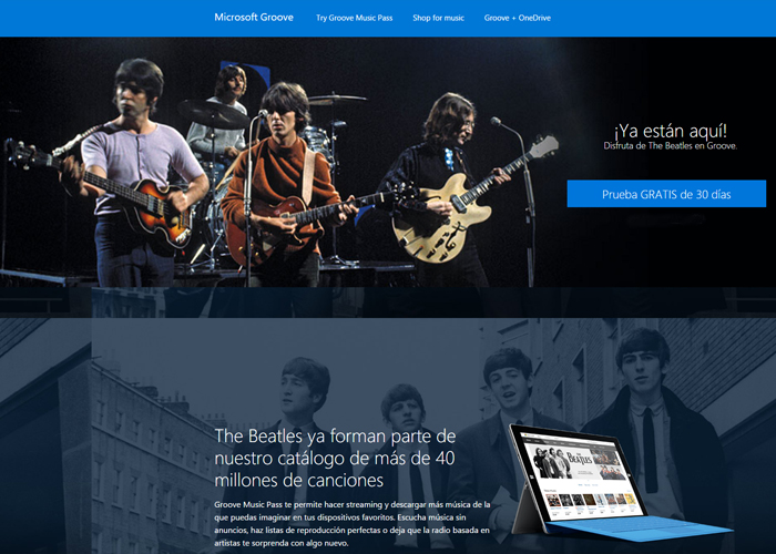 The Beatles Groove