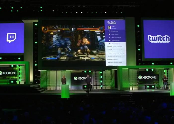 Twitch E3