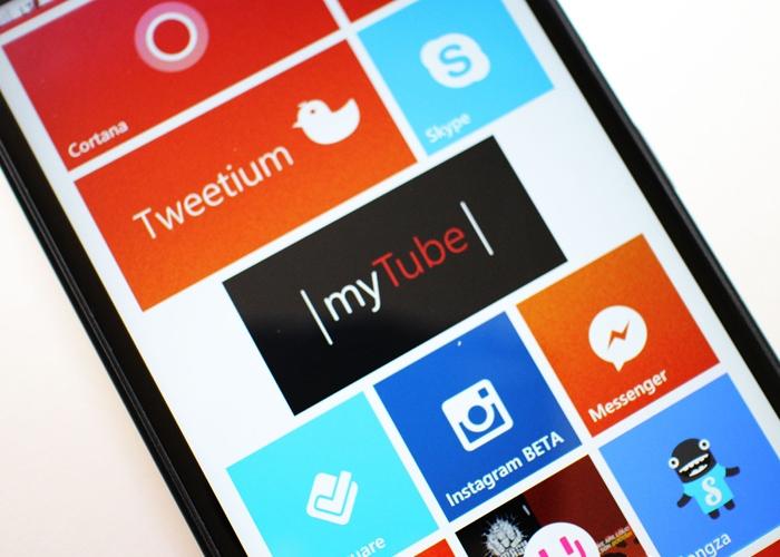 myTube! app