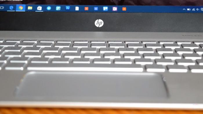 teclado hp envy 13