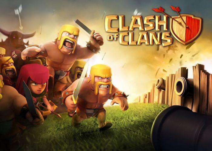 Clash of Clans cabecera