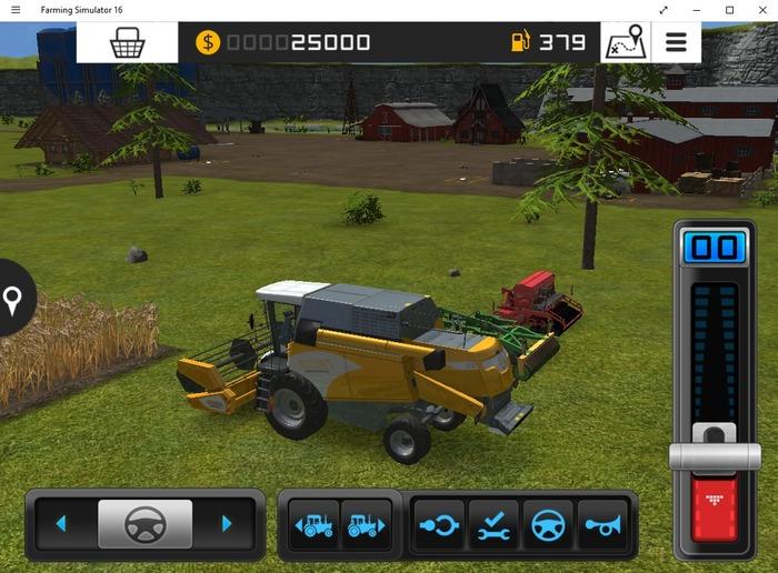 Farming Simulator 16 captura