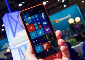 Lumia con Windows Phone 8.1