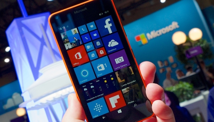 Lumia con Windows Phone 8.1