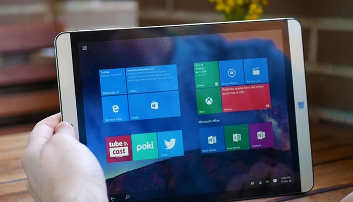 ONDA v919 Air uso con Windows 10
