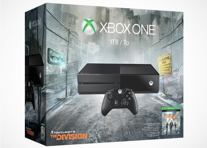 Pack Tom Clancy's The Division para Xbox One