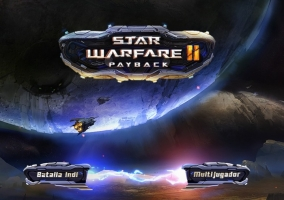 Star Warfare 2 Revenge cabecera