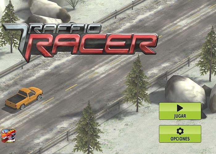 Traffic Racer captura