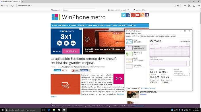 spc smartee windows on stick navegacion web microsoft edge