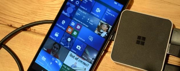Continuum Lumia 950 XL 2
