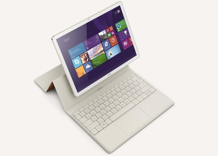 Huawei MateBook cabecera