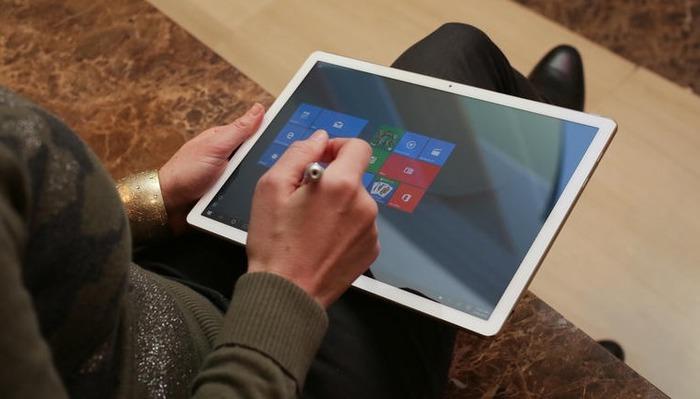 Huawei MateBook cnet 2