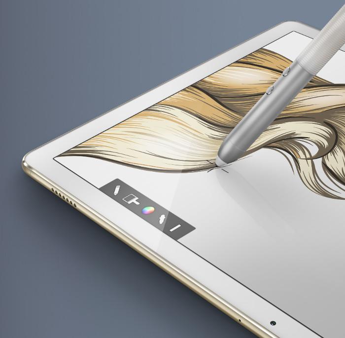 Huawei MateBook stylus