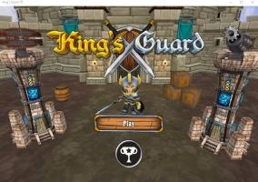 King's Guard TD cabecera