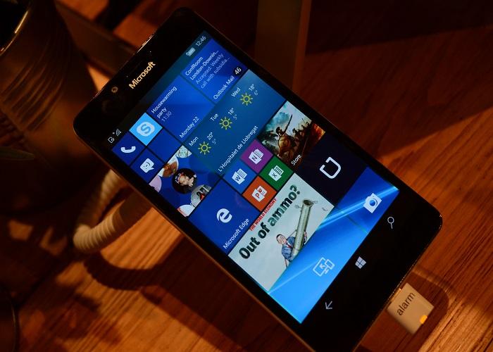 Lumia 950 XL 2 MWC 2016