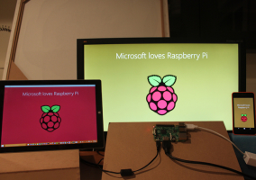 Raspberry pi Windows 10