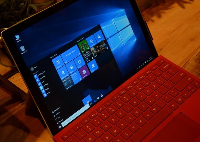 Surface Pro 4 2 MWC 2016