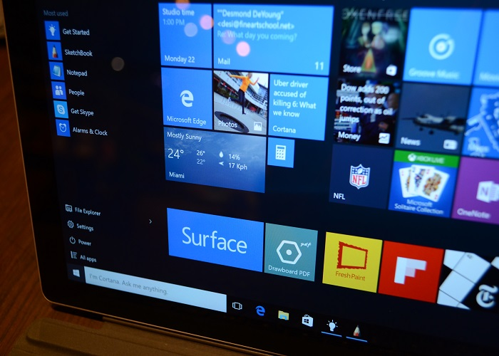 Surface Pro 4 3 MWC 2016