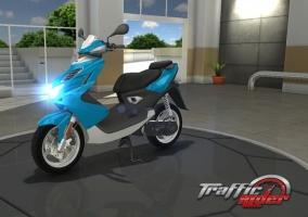 Traffic Rider cabecera