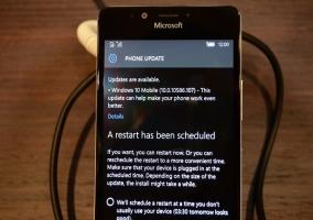 Windows 10 Mobile Lumia 950 2 MWC 2016