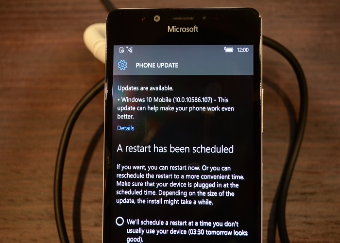 Windows 10 Mobile Lumia 950 2 MWC 2016