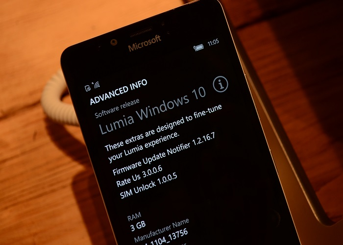Windows 10 Mobile Lumia 950 5 MWC 2016