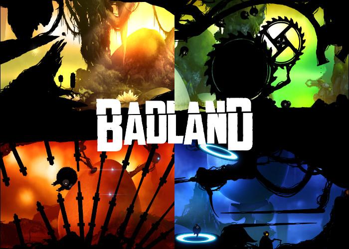 Badland cabecera
