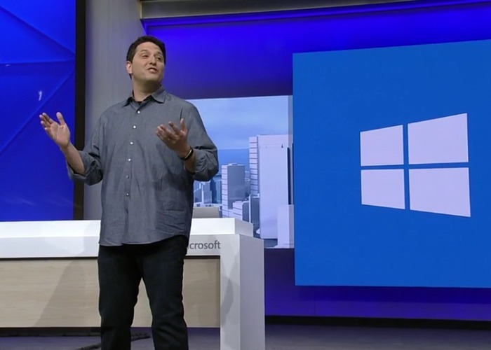 Build 2016 Terry Myerson