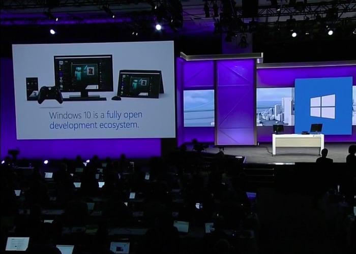 Build 2016 Xbox One modo desarrollador