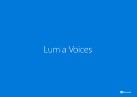 Lumia Voices