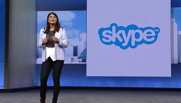 Skype novedades build 2016