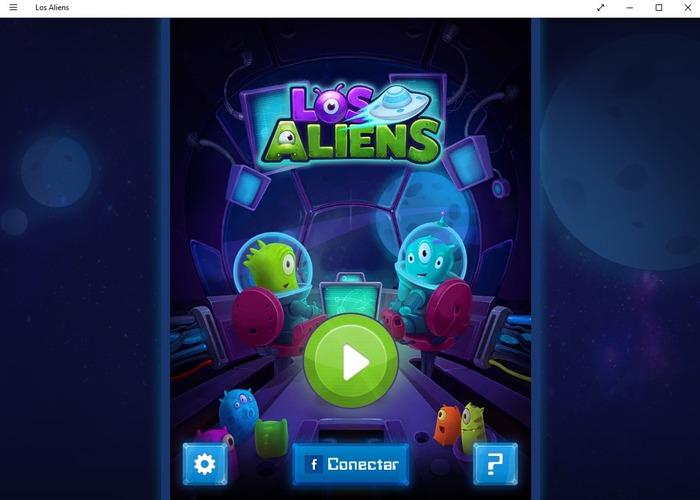 Los Aliens cabecera