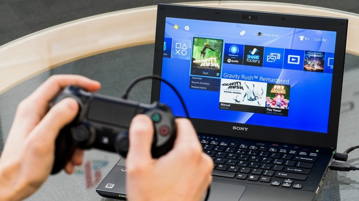PS4 remote play 2