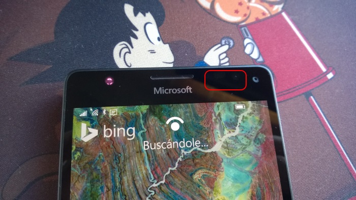 mejorar windows hello lumia 950 xl