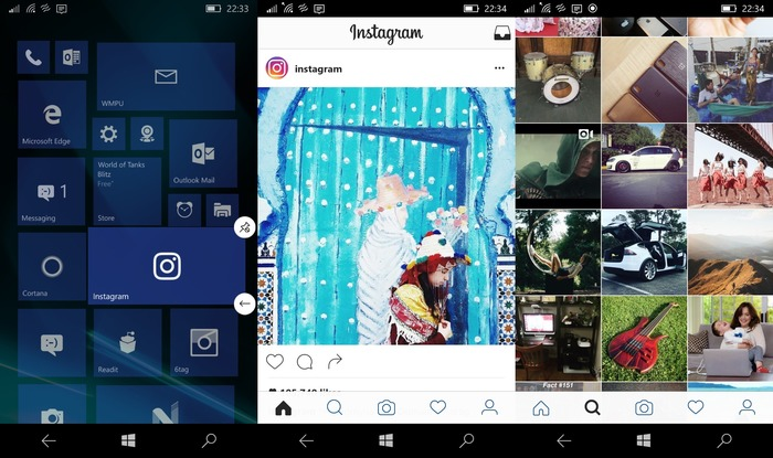 descargar instagram version vieja para pc